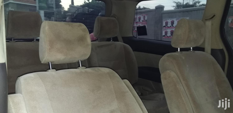 Toyota Alphard 2004 White   Cars for sale in Kampala, Central Region, Uganda