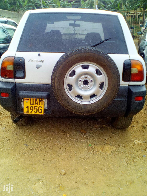 Toyota RAV4 1998 Cabriolet Silver | Cars for sale in Kampala, Central Region, Uganda