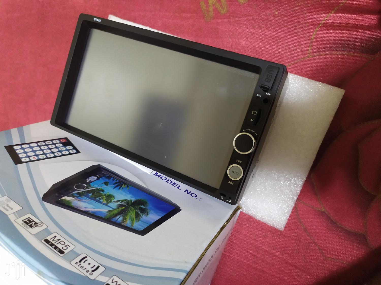 Sinovcle Car Radio Bluetooth HD 7 MP5 Player Touch Screen