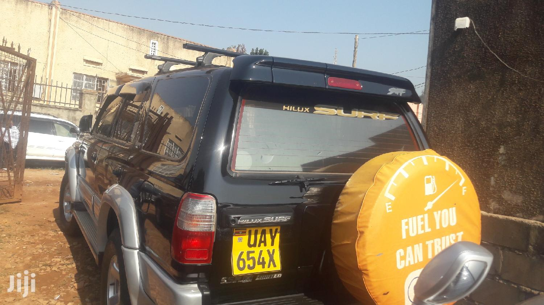 Toyota Surf 1998 Black   Cars for sale in Kampala, Central Region, Uganda