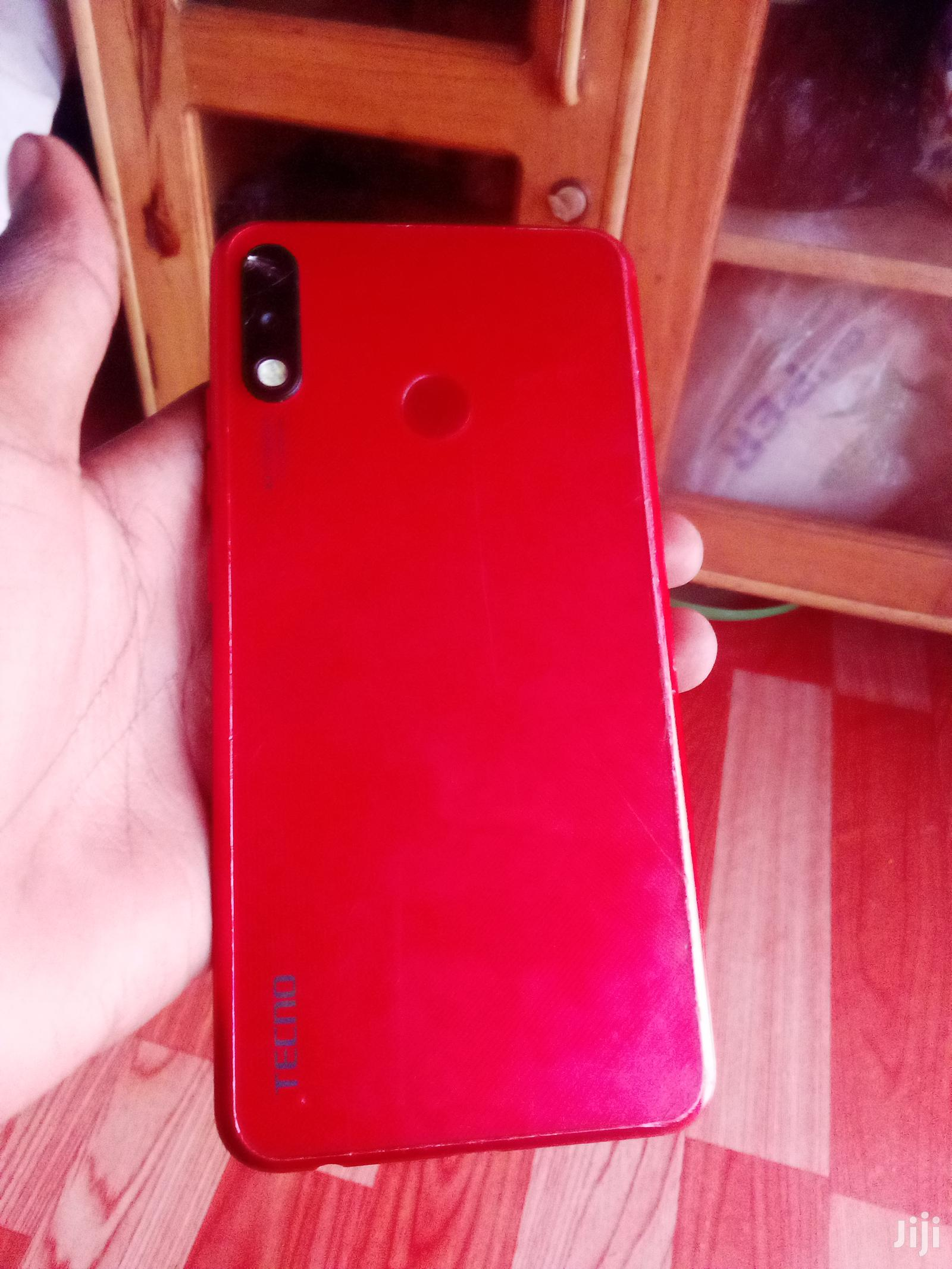 Archive: Tecno Spark 3 Pro 32 GB Red