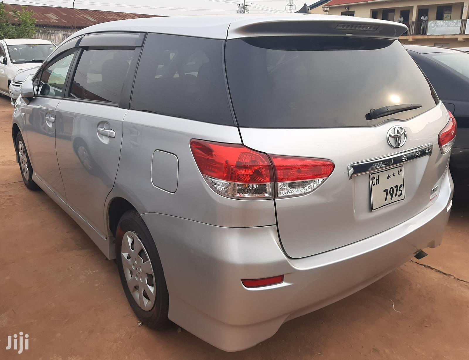 Toyota Wish 2009 Silver | Cars for sale in Kampala, Central Region, Uganda