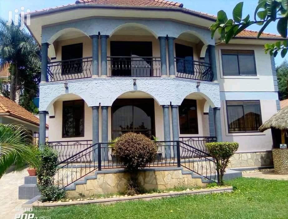 Bukoto 5bedroom Mansion For Sale