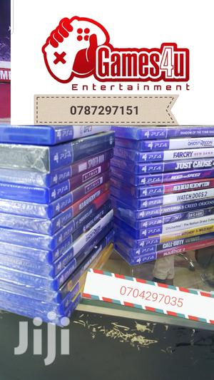 Ps4 New Games | Video Games for sale in Central Region, Kampala