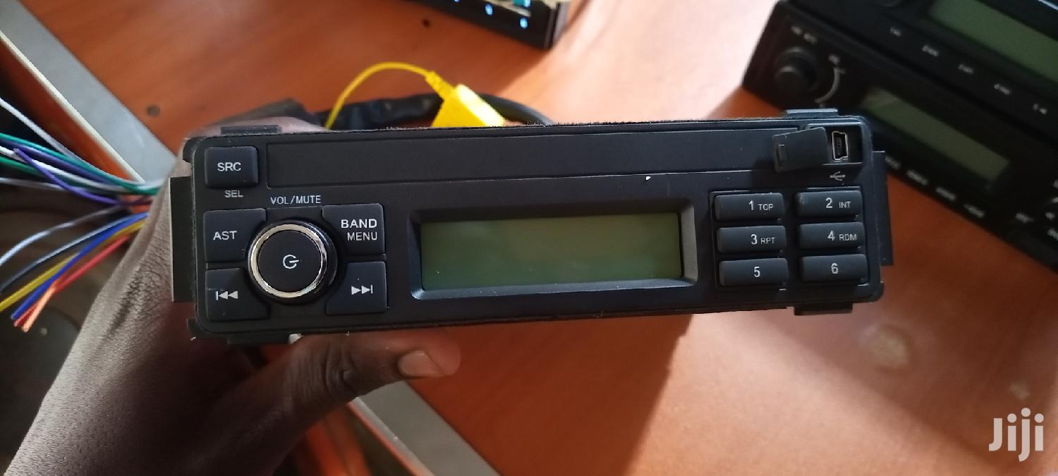Toyota Radio | Vehicle Parts & Accessories for sale in Kampala, Central Region, Uganda