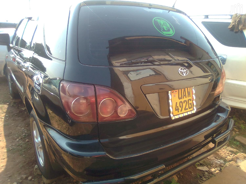 Toyota Harrier 2002 Black | Cars for sale in Kampala, Central Region, Uganda