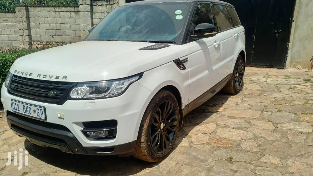 Archive: Land Rover Range Rover Sport 2016 HSE 4x4 (3.0L 6cyl 8A) White
