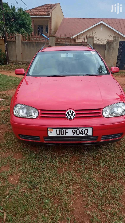 Volkswagen Golf 2.0 Variant 2005 Red | Cars for sale in Kampala, Central Region, Uganda