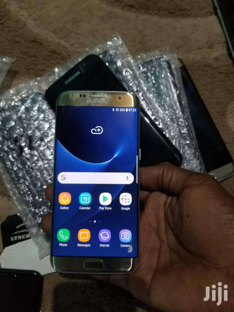 Samsung Galaxy S7 edge 64 GB Gold | Mobile Phones for sale in Kampala, Central Region, Uganda