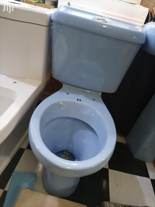 Archive: Blue Toilets