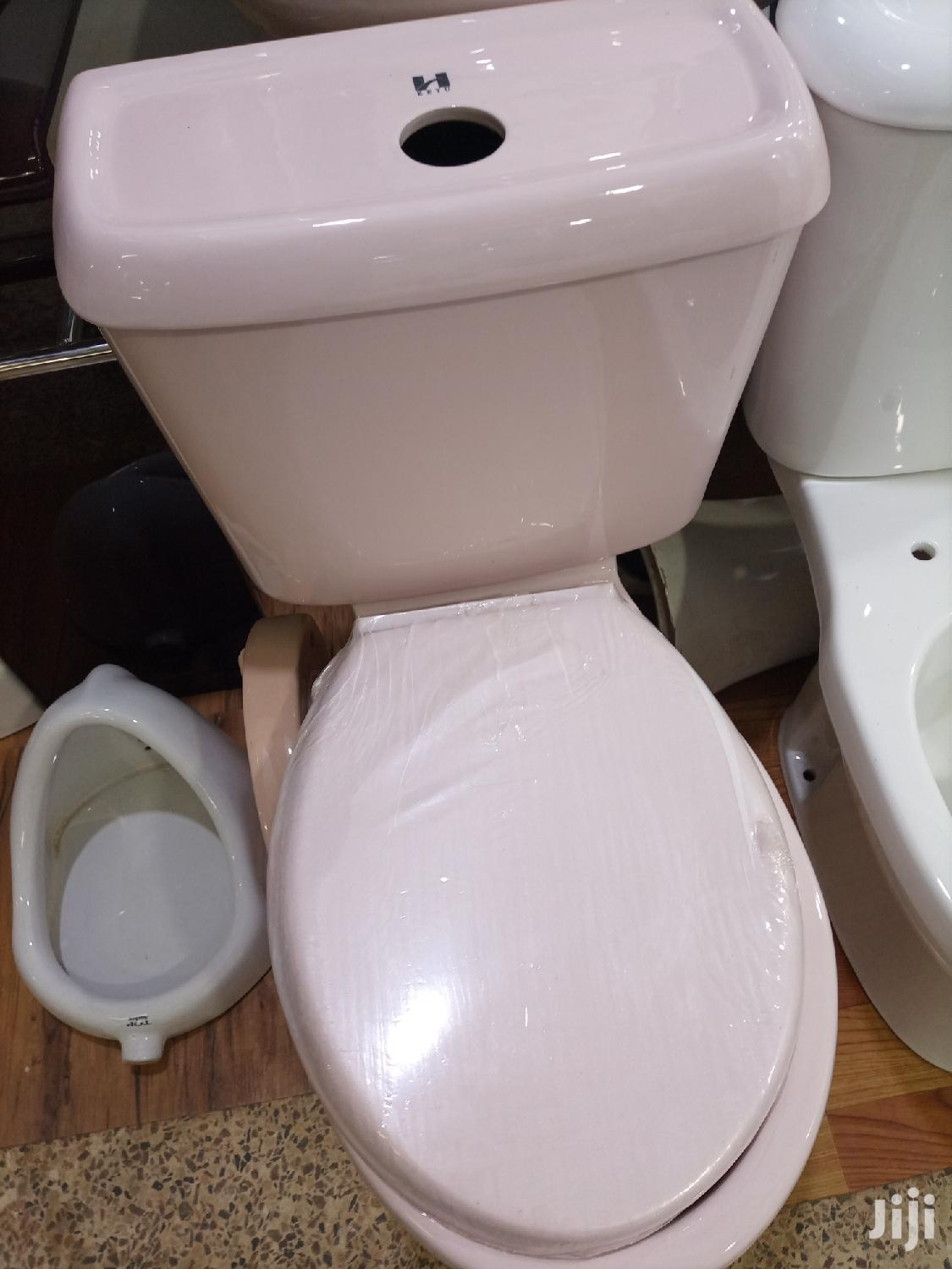 Pink Toilets | Plumbing & Water Supply for sale in Kampala, Central Region, Uganda