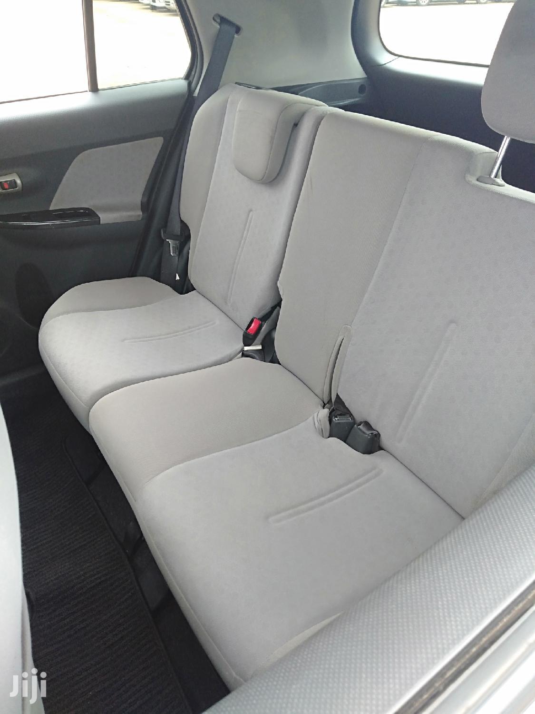 Archive: Toyota IST 2008 Gray