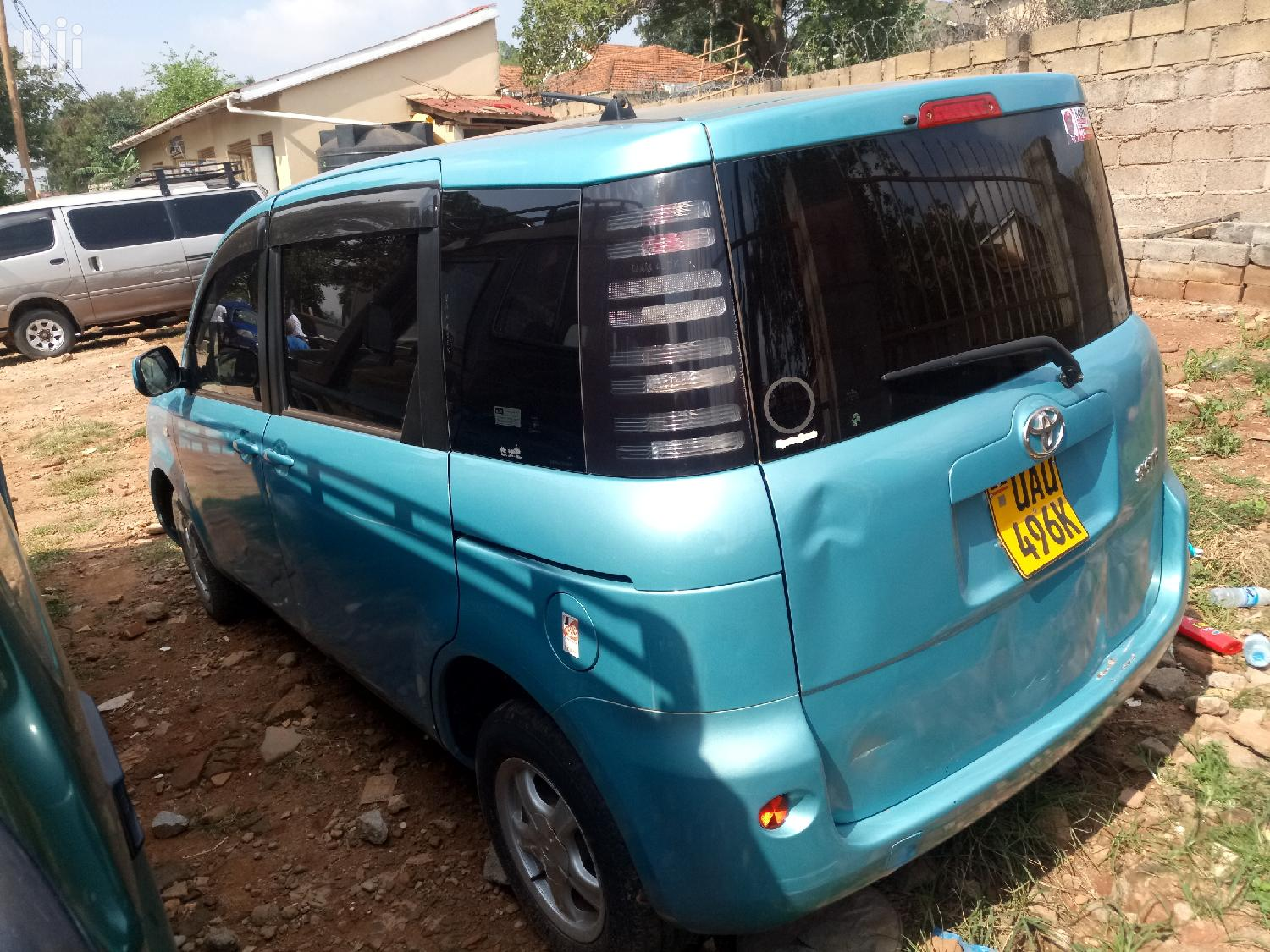 Toyota Sienta 2005 | Cars for sale in Kampala, Central Region, Uganda