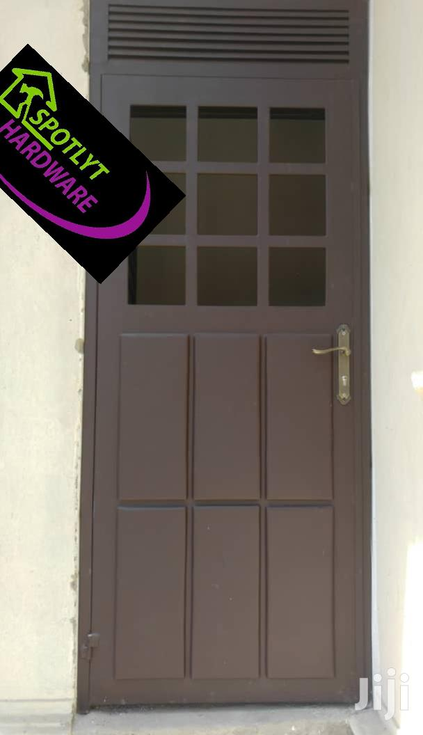Burglar Proofing Unique Designs | Doors for sale in Kampala, Central Region, Uganda