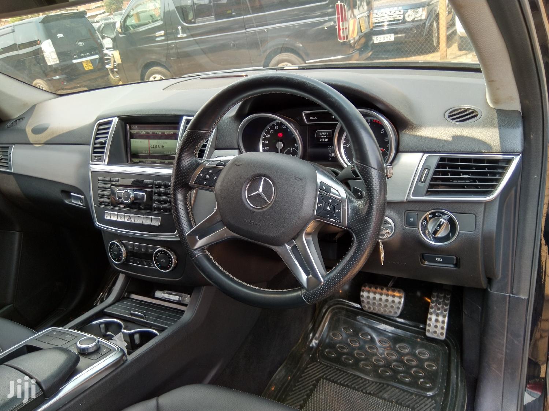 Mercedes-Benz M Class 2015 Black | Cars for sale in Kampala, Central Region, Uganda