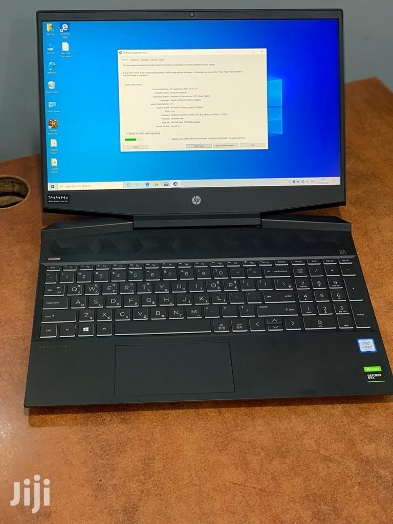 New Laptop HP Pavilion Gaming 15 2019 16GB Intel Core i7 SSD 1T | Laptops & Computers for sale in Kampala, Central Region, Uganda