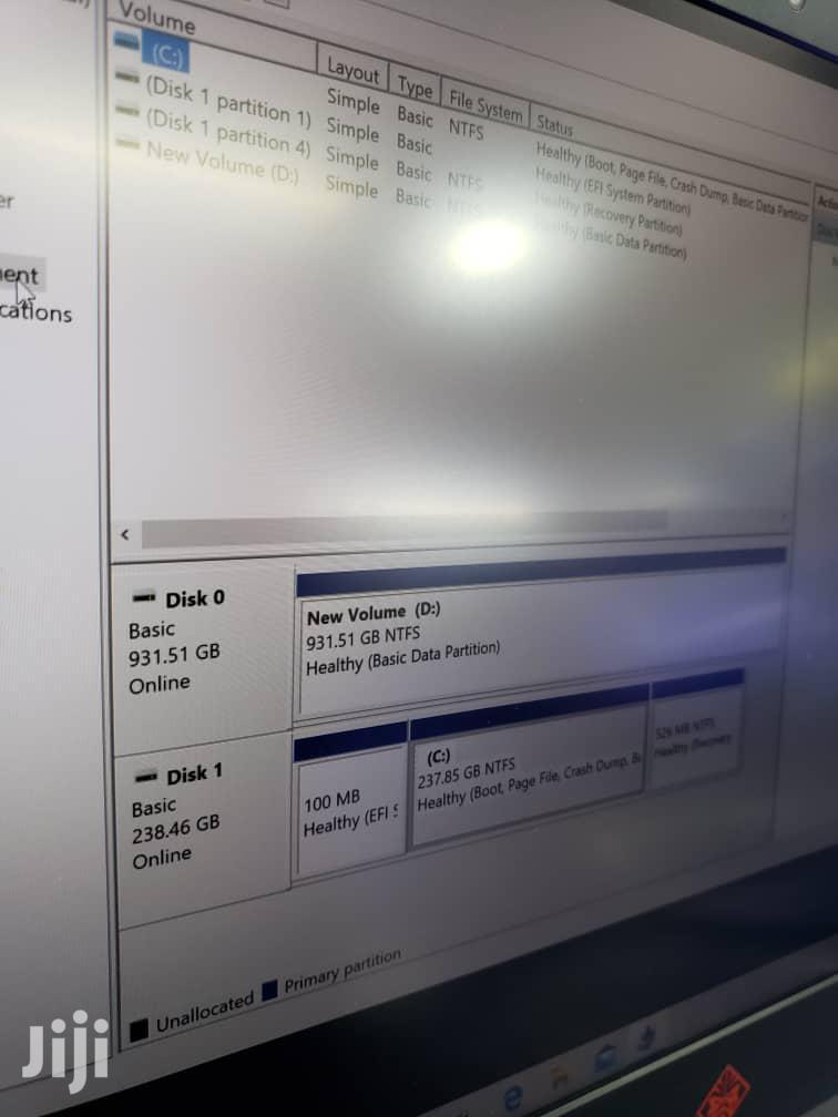 Archive: New Laptop HP Omen 15 16GB Intel Core i7 SSD 1T
