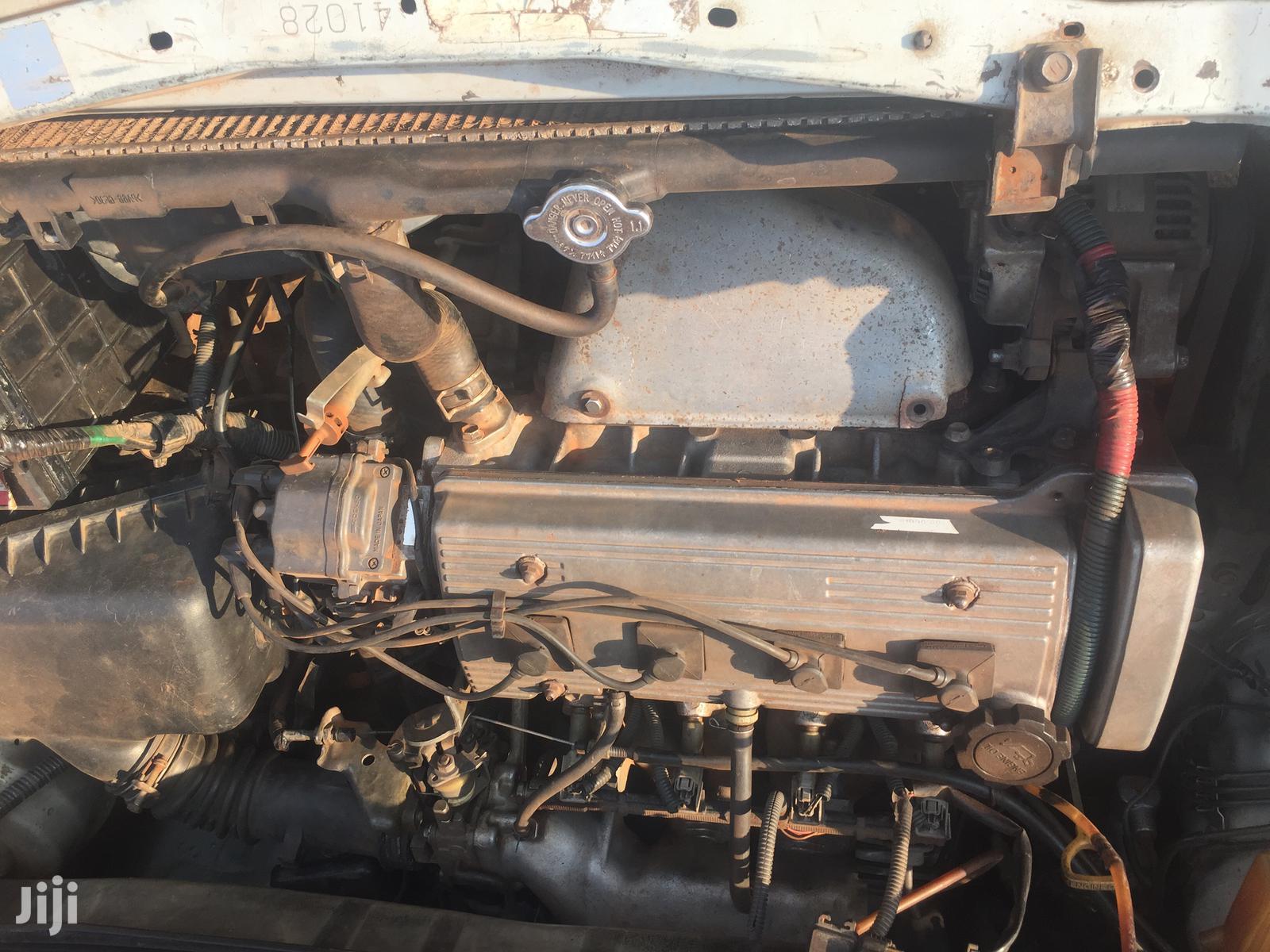 Archive: Toyota Spacio 1998 Silver