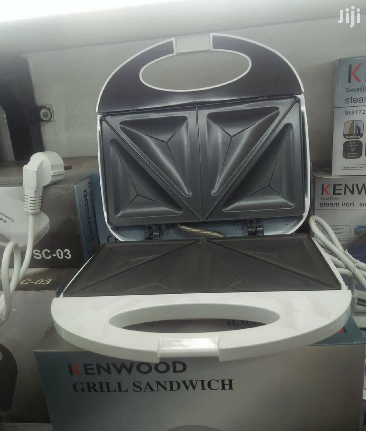 Archive: Kenwood Sandwich Maker