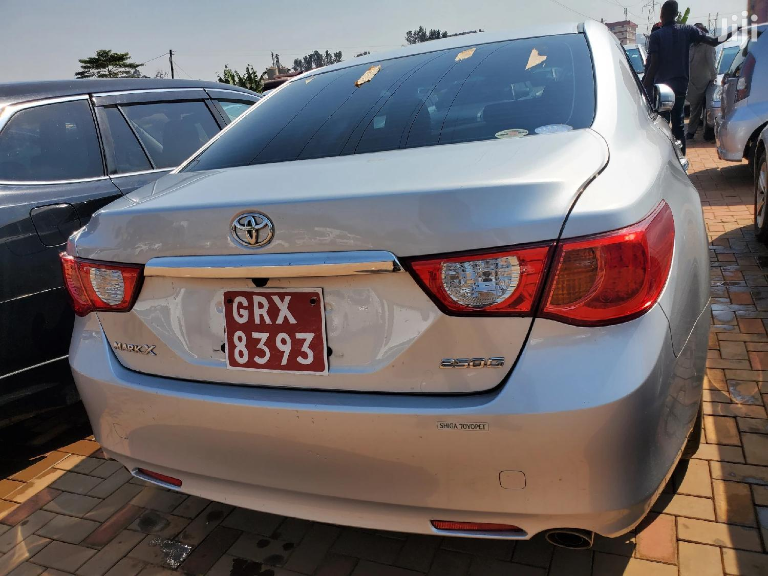 Toyota Mark X 2010 Silver | Cars for sale in Kampala, Central Region, Uganda
