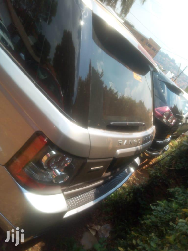 Land Rover Range Rover Sport 2010 Silver   Cars for sale in Kampala, Central Region, Uganda