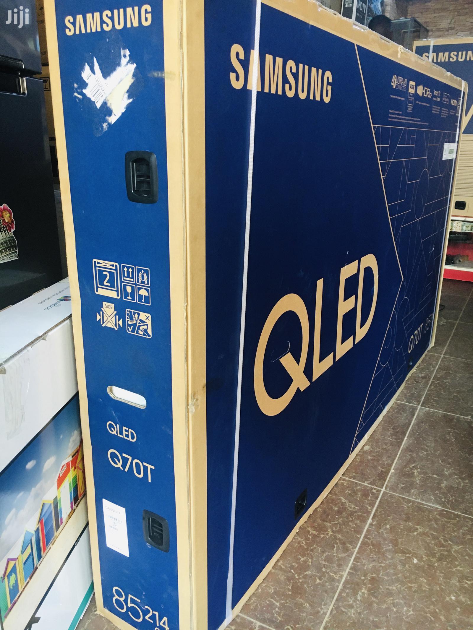 Samsung 85 Inch QLED Tv
