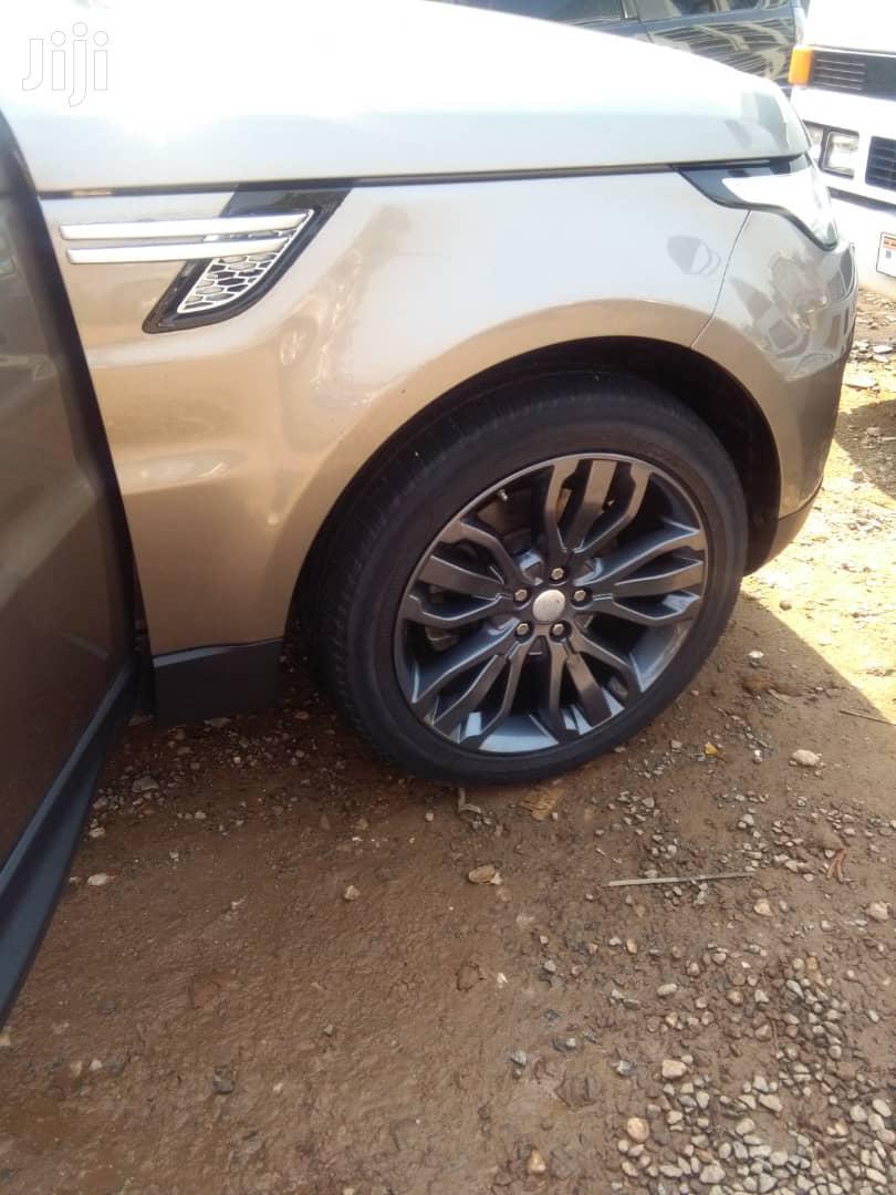 New Land Rover Range Rover Sport 2017 Gold | Cars for sale in Kampala, Central Region, Uganda