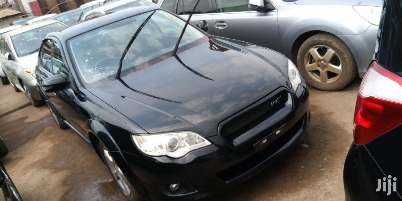 New Subaru Legacy 2.0 2007 Black | Cars for sale in Kampala, Central Region, Uganda