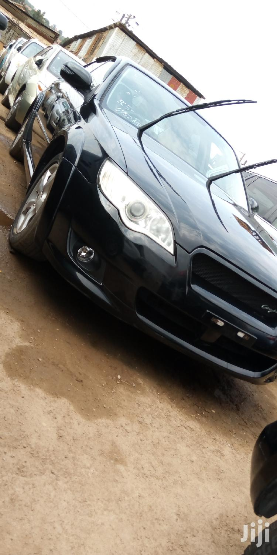 New Subaru Legacy 2.0 2007 Black
