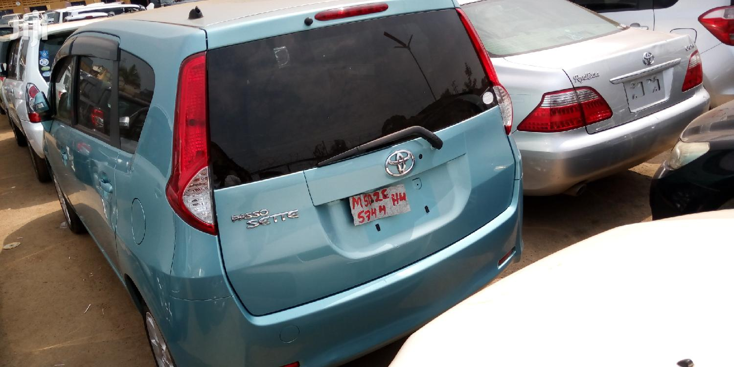 New Toyota Passo 2008 Blue | Cars for sale in Kampala, Central Region, Uganda