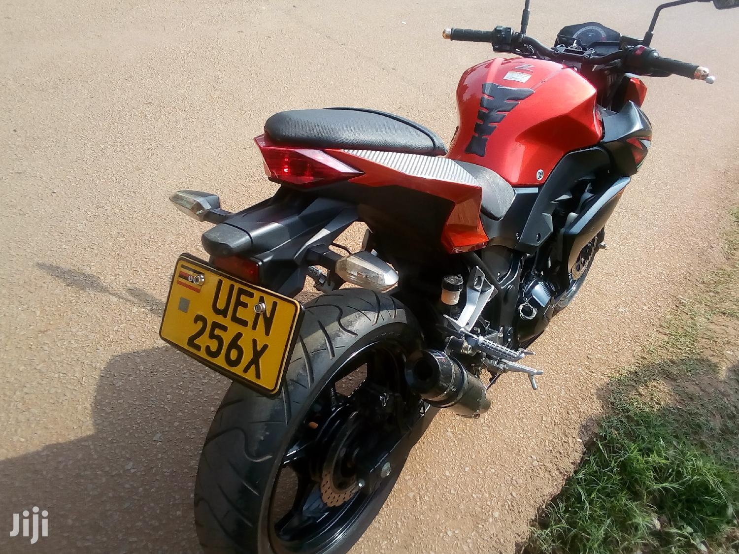 Kawasaki Bike 2016 Red | Motorcycles & Scooters for sale in Kampala, Central Region, Uganda