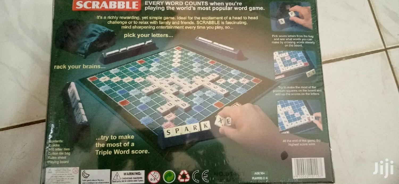 Scrabble Game | Books & Games for sale in Kampala, Central Region, Uganda