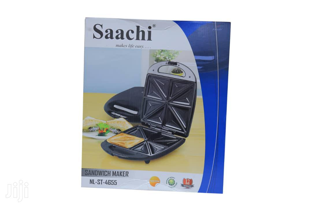 Saachi Sandwich Maker | Kitchen Appliances for sale in Kampala, Central Region, Uganda