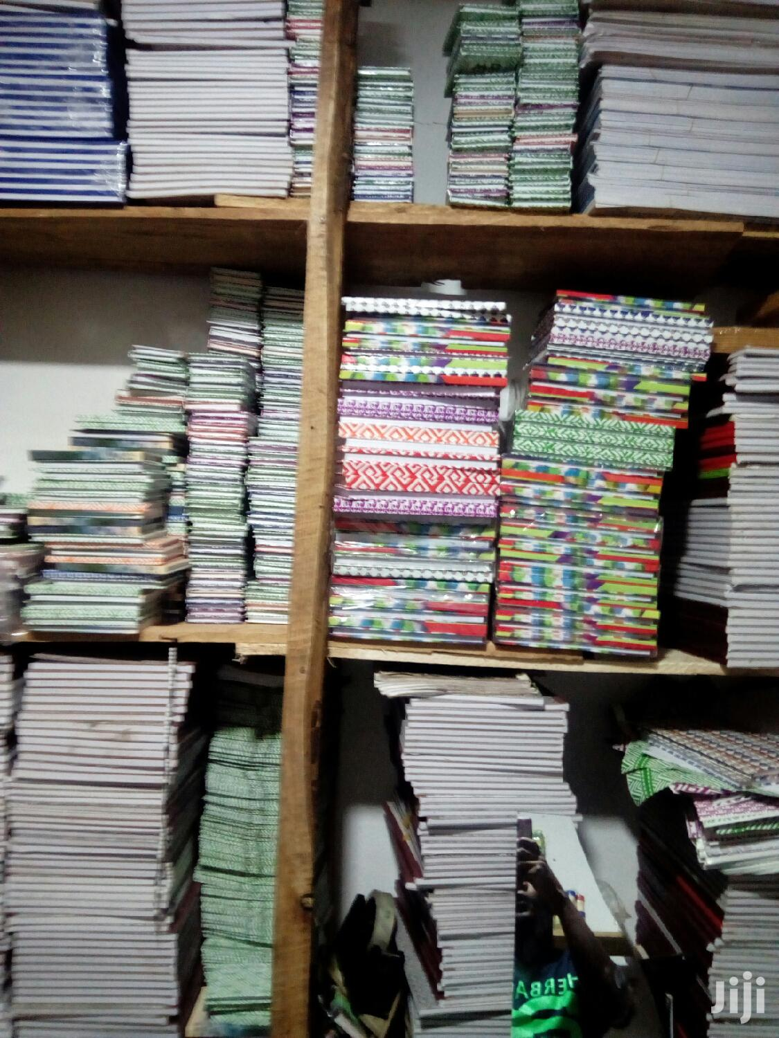 Archive: Notebooks And Counter Books