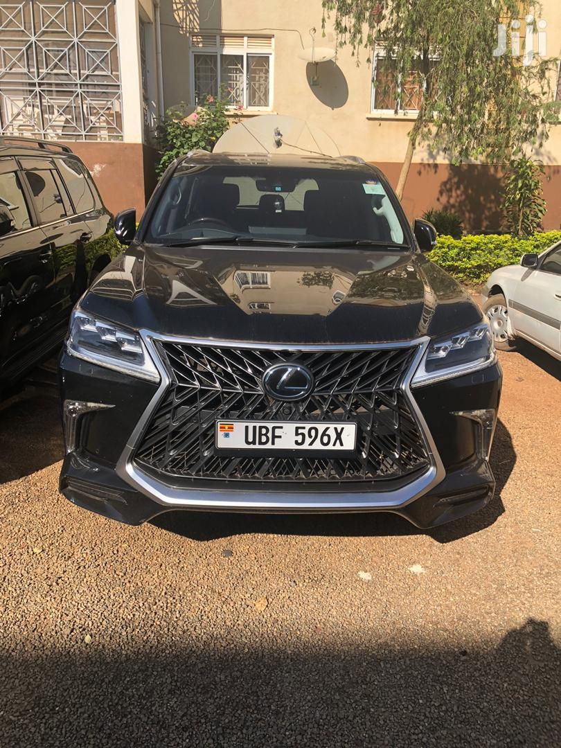 Lexus LX 2015 Black | Cars for sale in Kampala, Central Region, Uganda