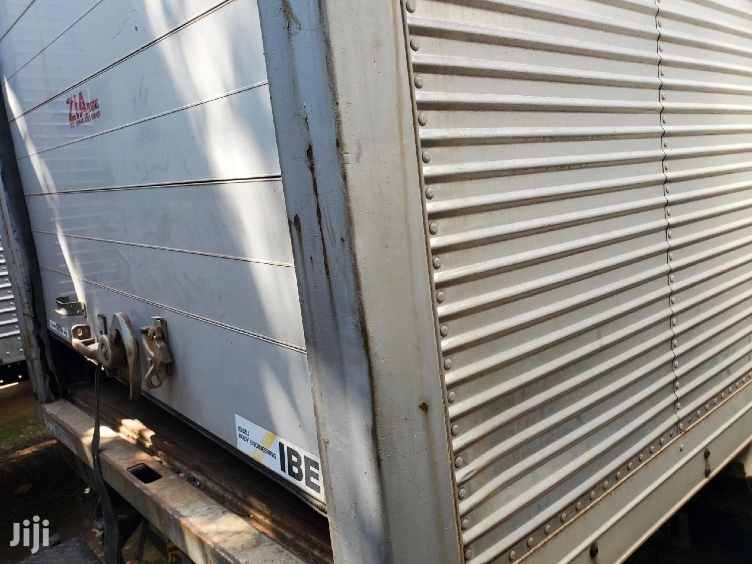 Isuzu Box Body | Trucks & Trailers for sale in Kampala, Central Region, Uganda