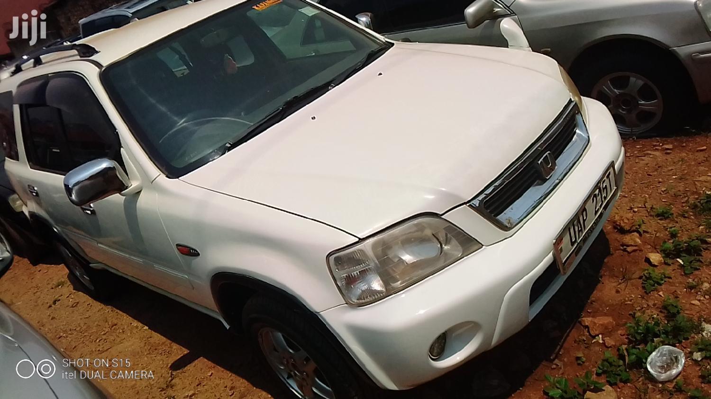 Honda CR-V 2000 2.0 4WD Automatic White