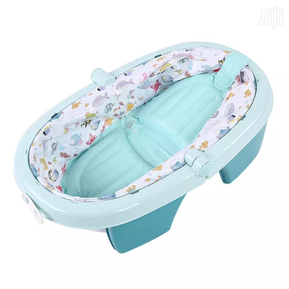 Fold Way Baby Bathtub