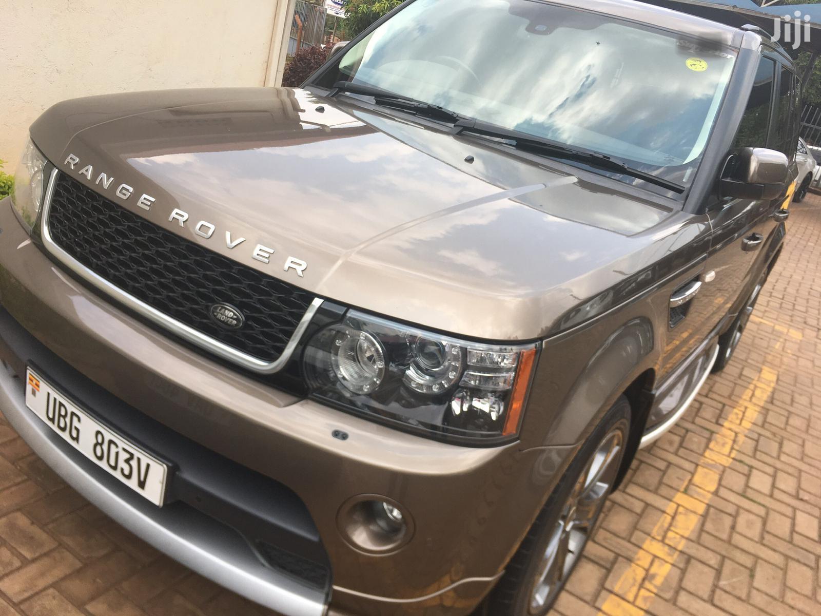 Land Rover Range Rover Sport 2012 Brown