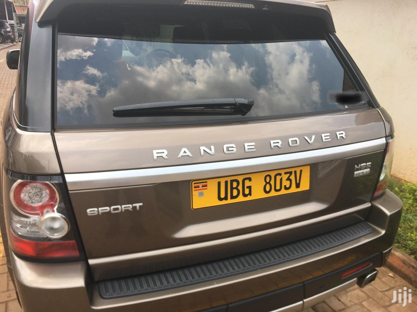 Land Rover Range Rover Sport 2012 Brown | Cars for sale in Kampala, Central Region, Uganda