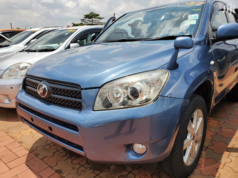 Toyota RAV4 2007 Sport 4x4 Blue