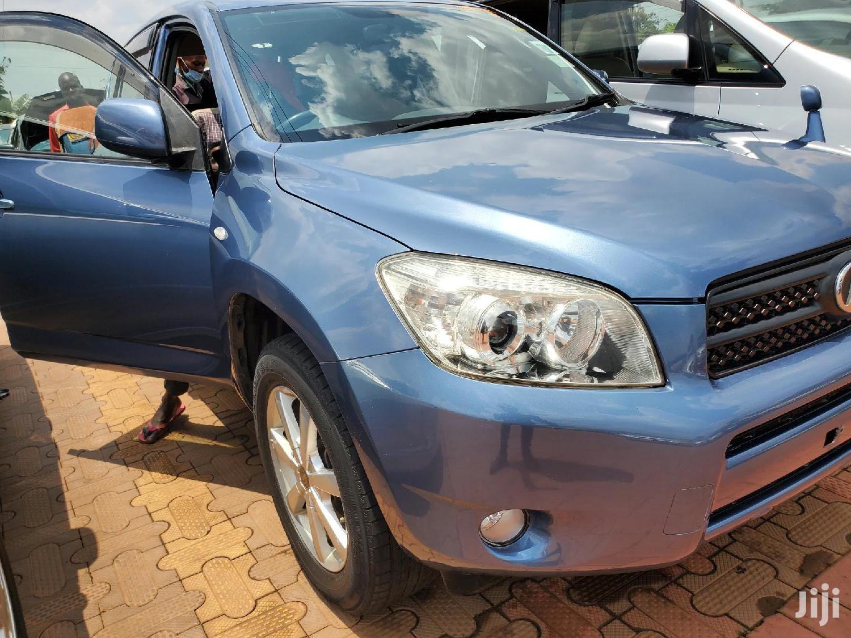 Toyota RAV4 2007 Sport 4x4 Blue   Cars for sale in Kampala, Central Region, Uganda