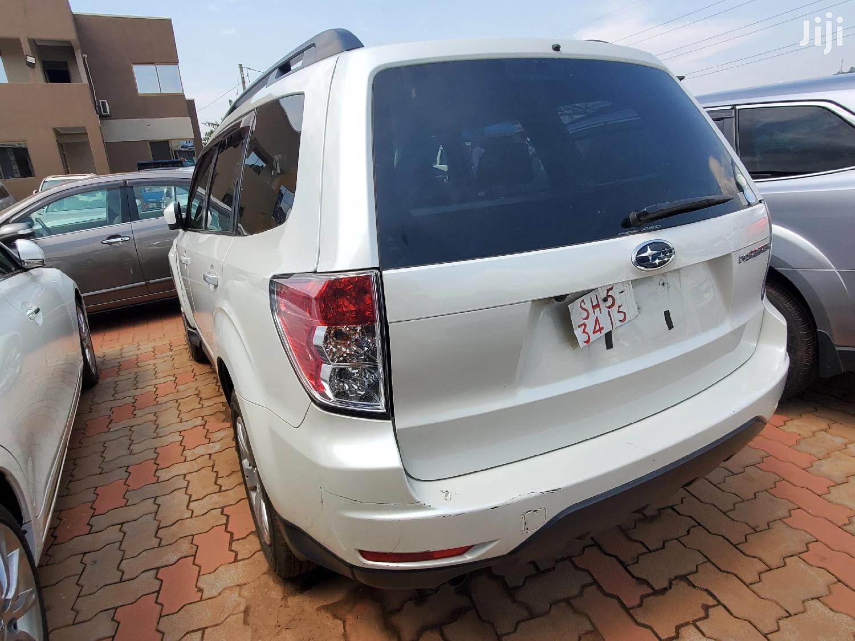 Archive: Subaru Forester 2008 White