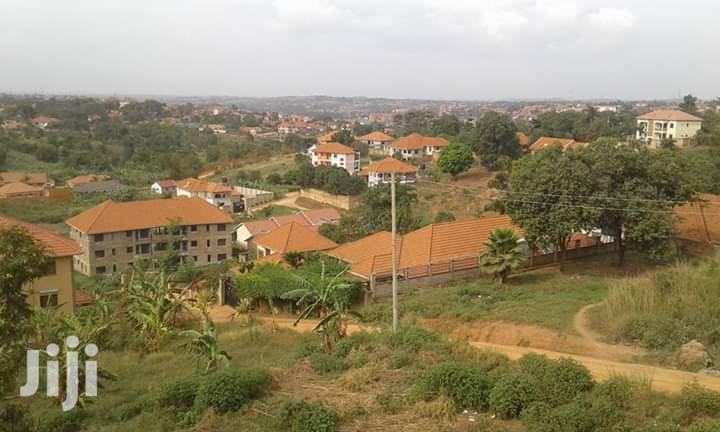 Gayaza Manyangwa Plot for Sale With Ready Title