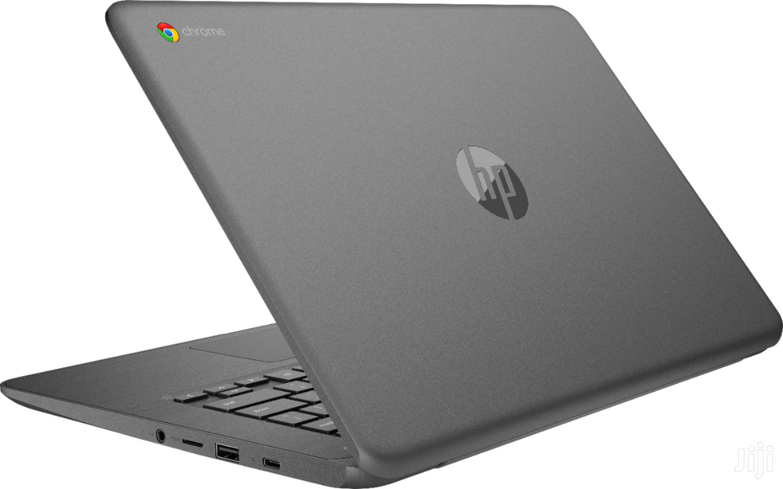 New Laptop HP Chromebook 14 4GB Intel Core 2 Quad SSD 60GB | Laptops & Computers for sale in Kampala, Central Region, Uganda