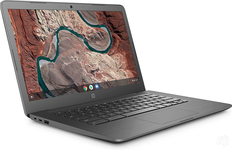 New Laptop HP Chromebook 14 4GB Intel Core 2 Quad SSD 60GB