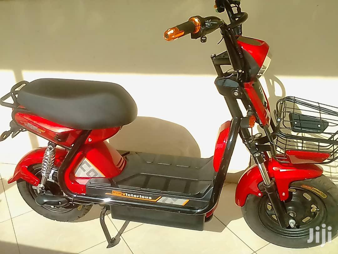 New Motorcycle 2019 Red | Motorcycles & Scooters for sale in Kampala, Central Region, Uganda
