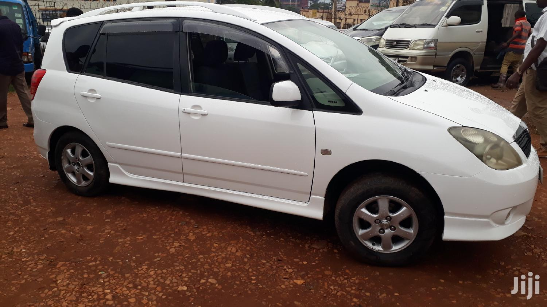 Toyota Spacio 2002 White | Cars for sale in Kampala, Central Region, Uganda