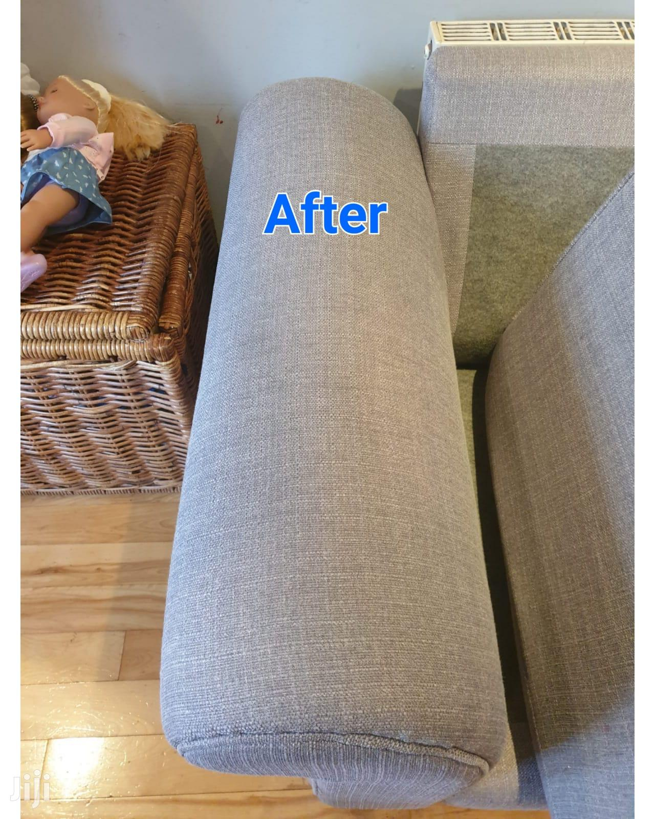 Sofa And Carpets Cleaning Service   Cleaning Services for sale in Kampala, Central Region, Uganda
