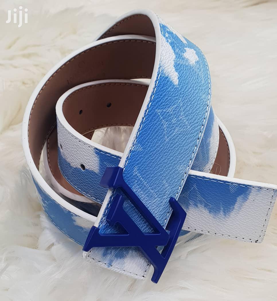 Archive: Louis Vuitton Belts For Sale